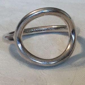 Silpada Karma ring size 9